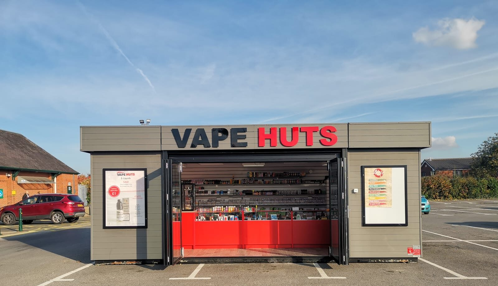 Vapehuts ext best new