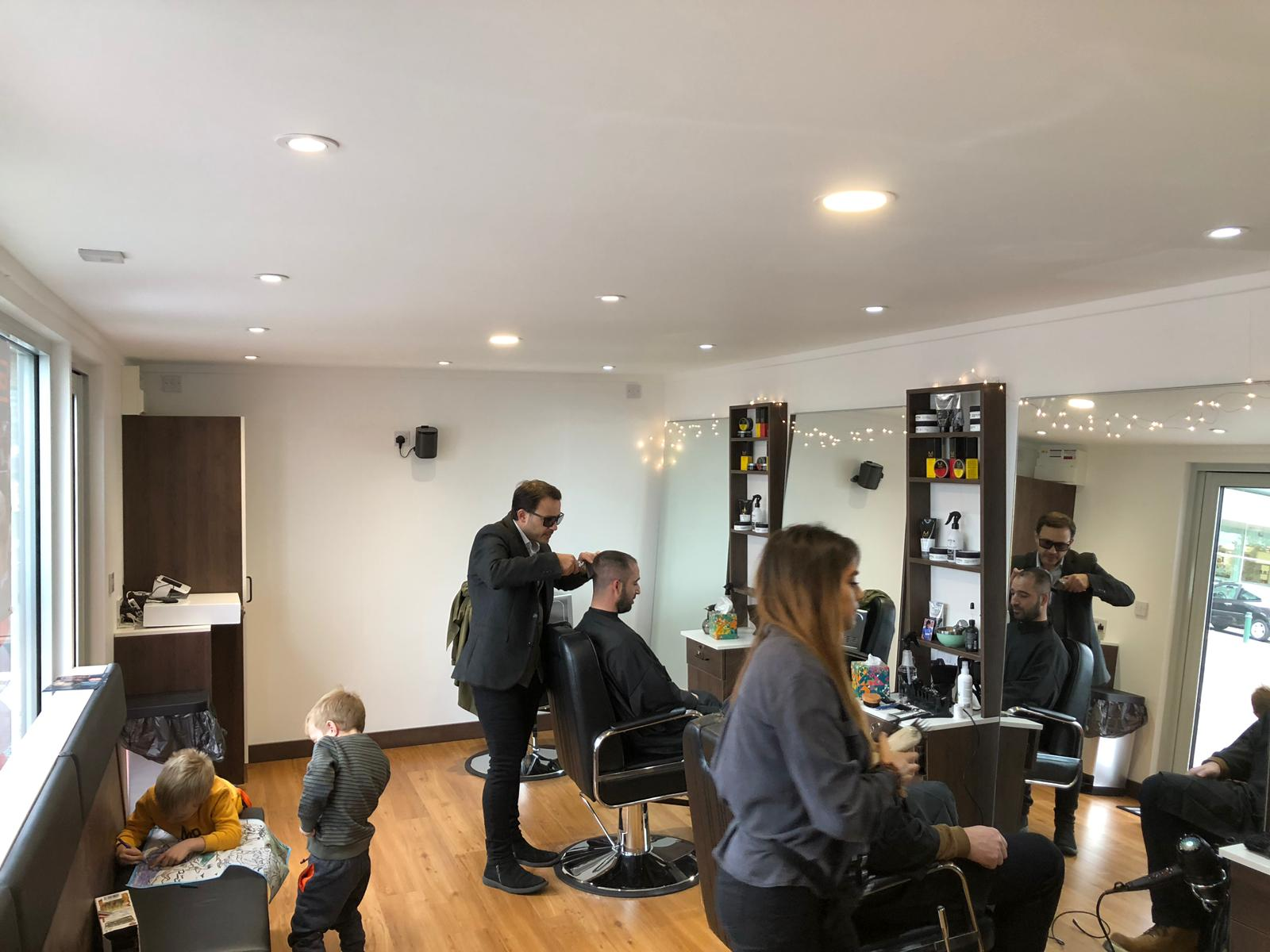 kraft haircuts