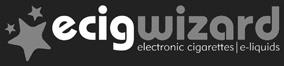 ecigwizard logo greyscale