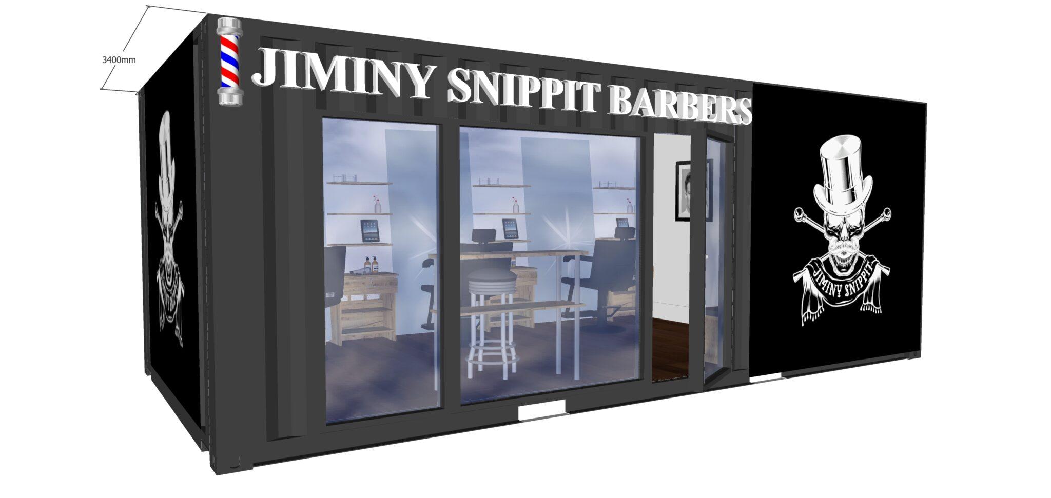 Jiminy Snippet Barbers Pod+ solar_1
