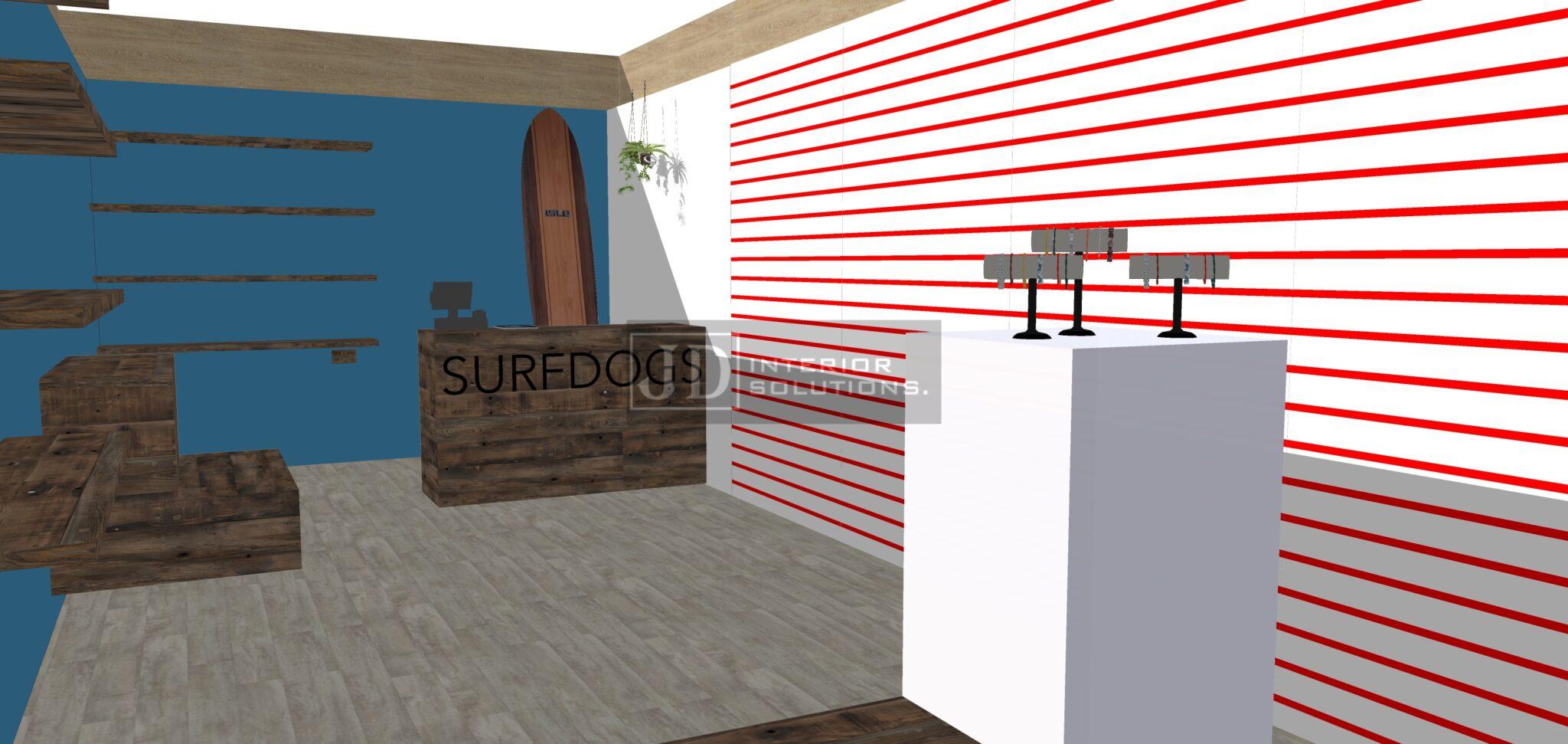 Surf Dogs- 9m x 3.4m POD2