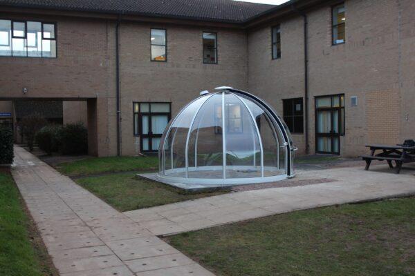 outdoor conservatories