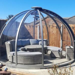 Garden Dining Pod