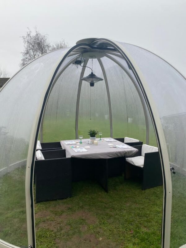 garden pod dome igloo