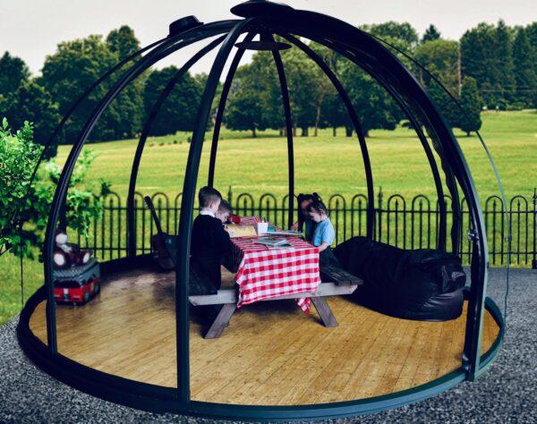 school dining pod