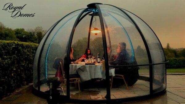 restaurant pod