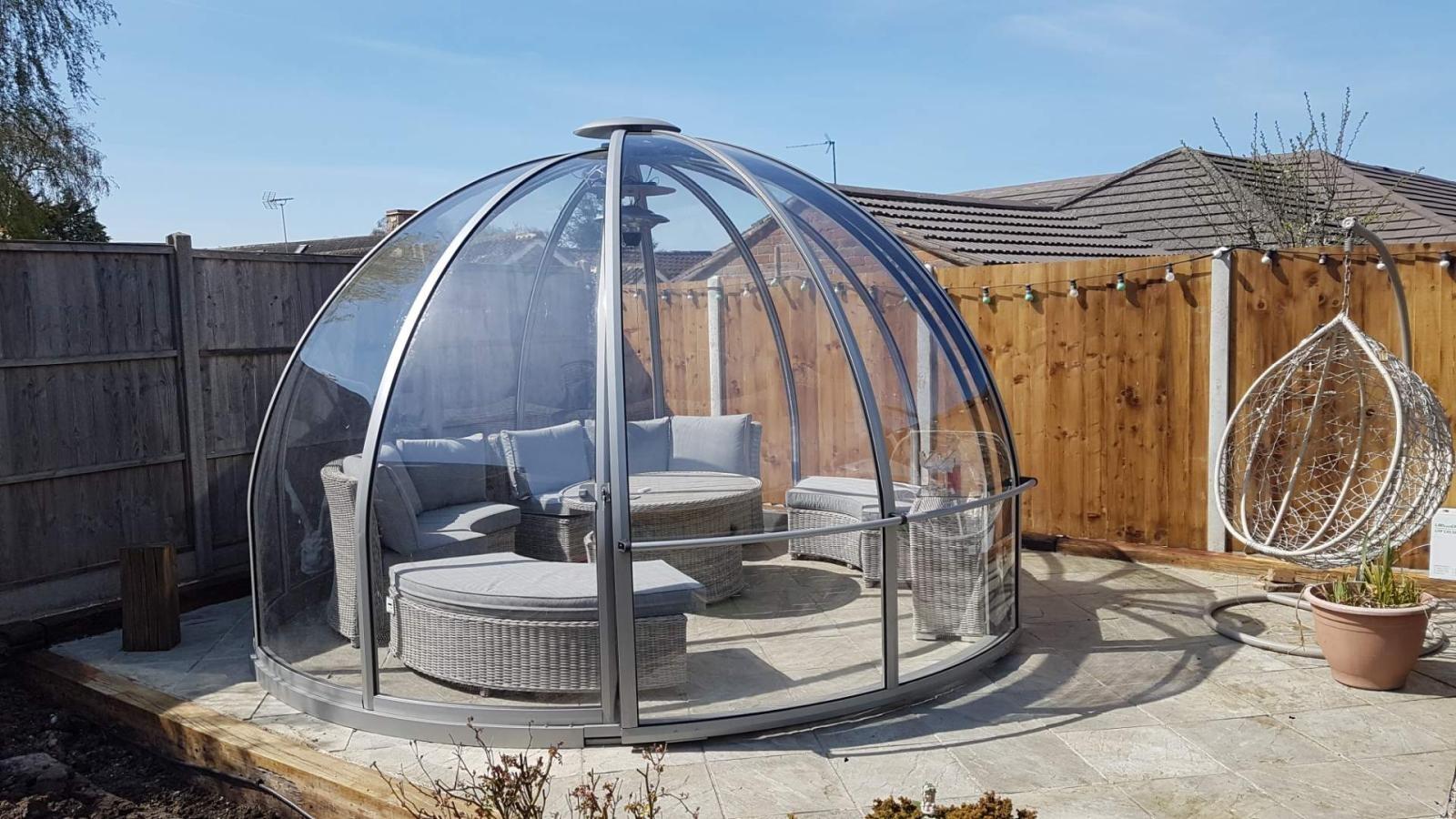 private garden dome